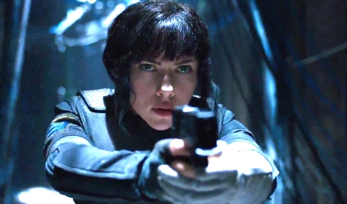 Ghost in the Shell - o filme