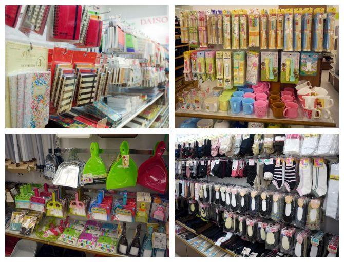 produtos lojas 100 yen