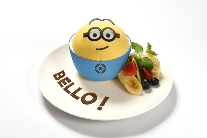 Minions puddin