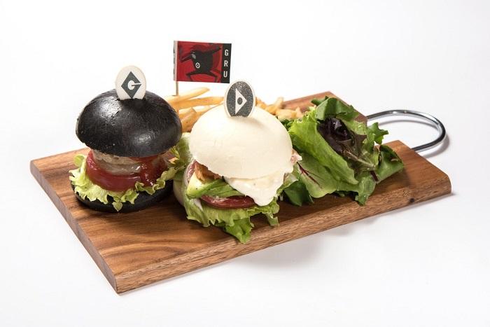 Gru sanduíche