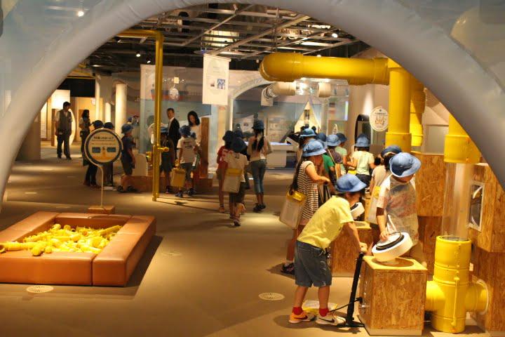 Museu do Gás em Tóquio