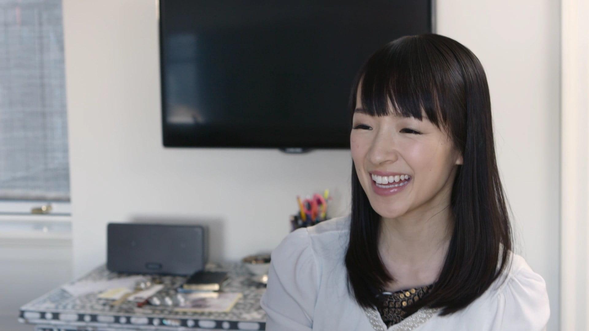 Marie Kondo coaching de organização do Japão