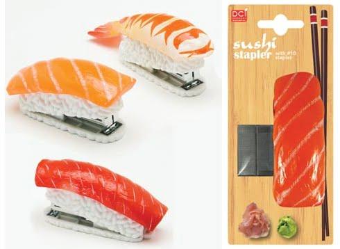 grampeador de sushi do Japão