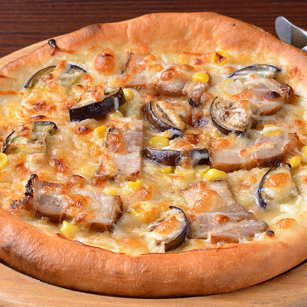 pizza Chashu