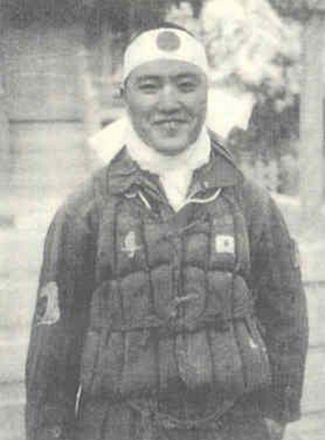 Piloto Kamikaze Kiyoshi Ogawa