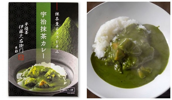 Matcha curry