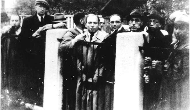 judeus da Lituânia e Polônia