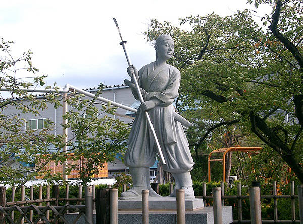 Monumento para Nanako