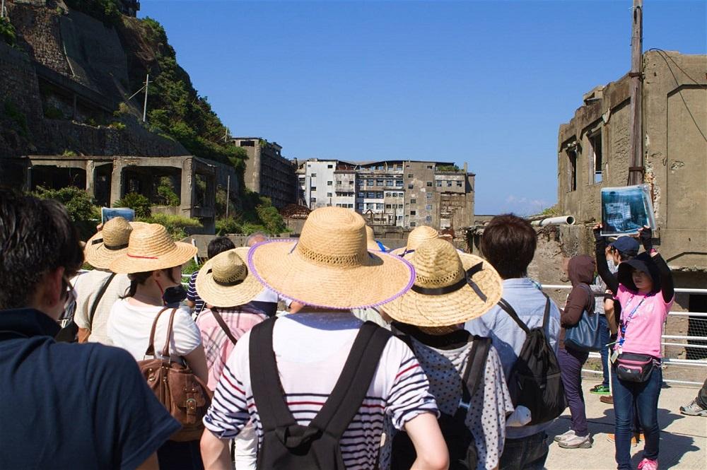 tour em Hashima