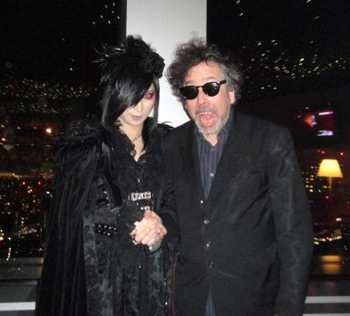 Tim Burton no Japão