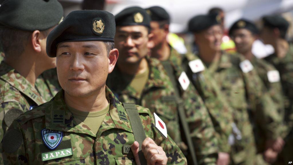 Defesa do Japão