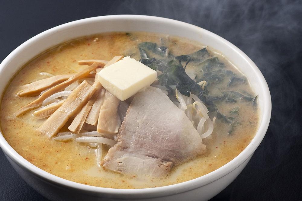 Miso Curry Milk Ramen