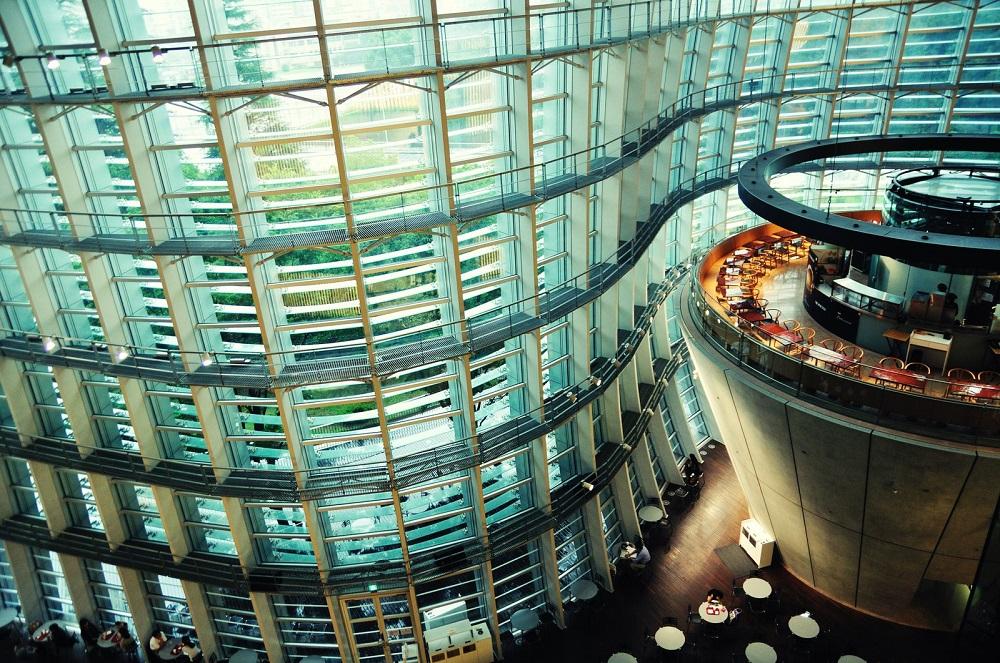 The National Art Center Tokyo