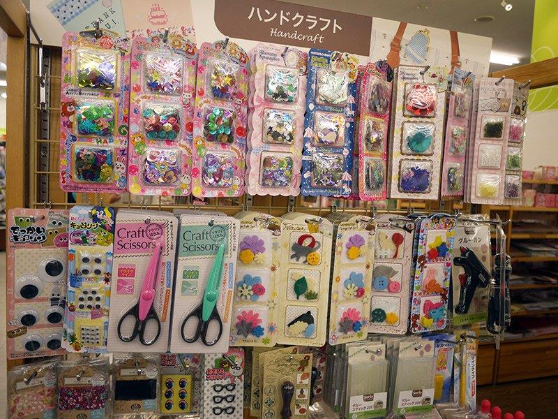 itens de escritório loja 100 ienes