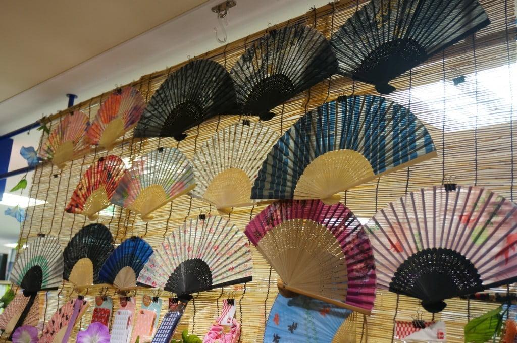 leque lojas de 100 ienes