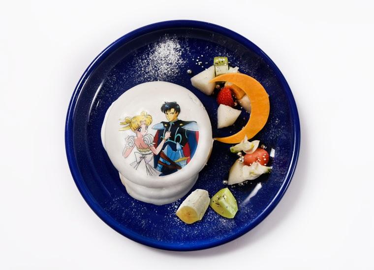 Silver Millennium Pancakes