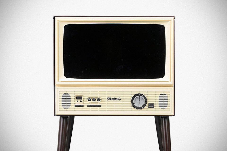 televisão japonesa retrô