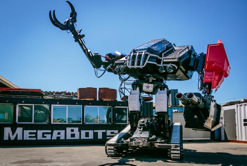 robo Eagle Prime
