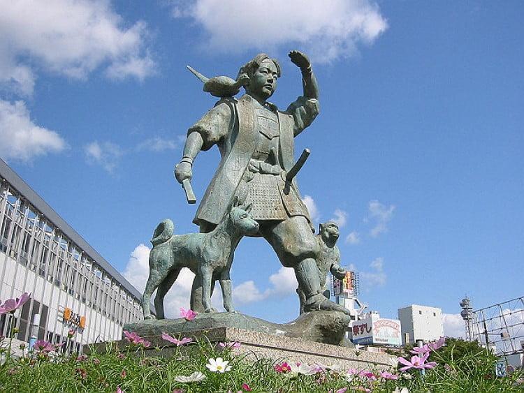 Momotaro Folclore japonês