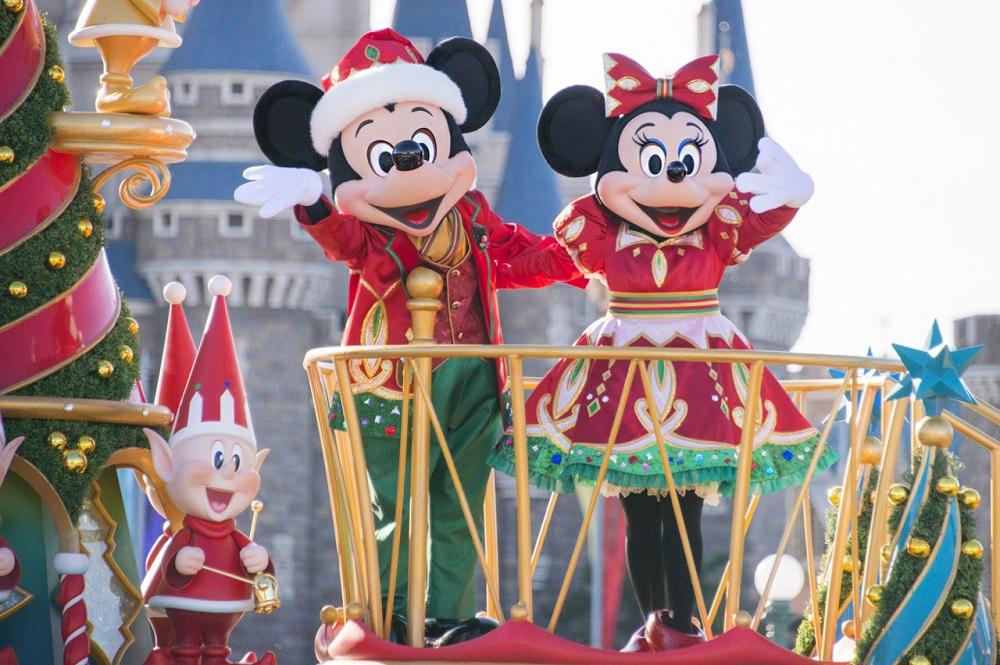 Disney Christmas Stories