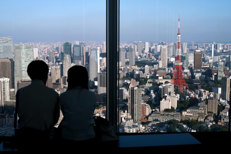 Roppongi Hills Mori Tower