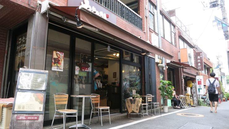 Shimokitazawa café