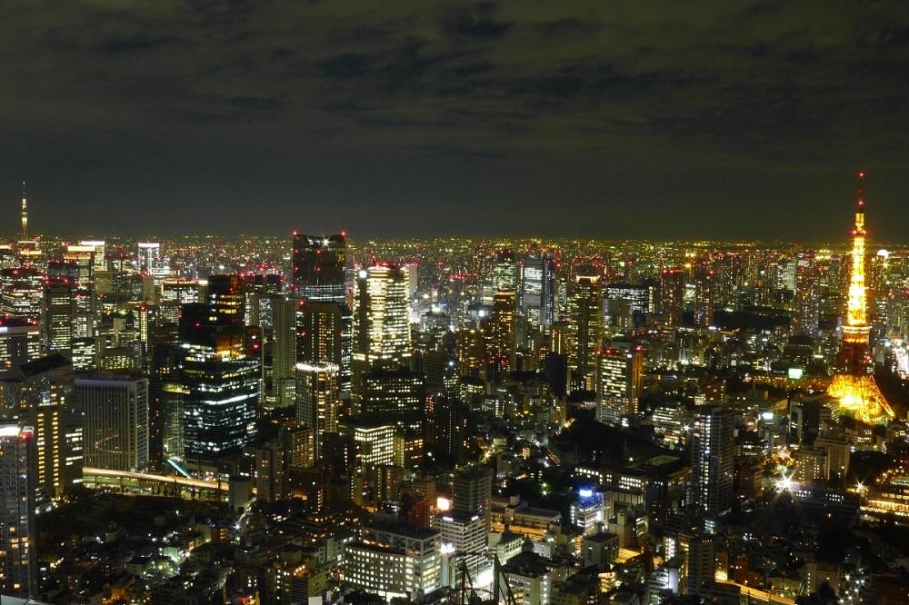 TOKYO CITY VIEW & SKY DECK