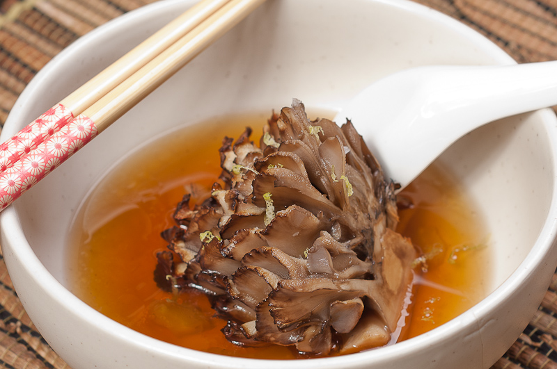 cogumelo maitake Japão