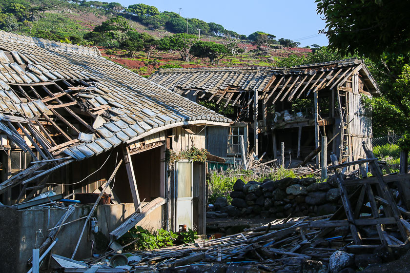 ruínas Nazakijima