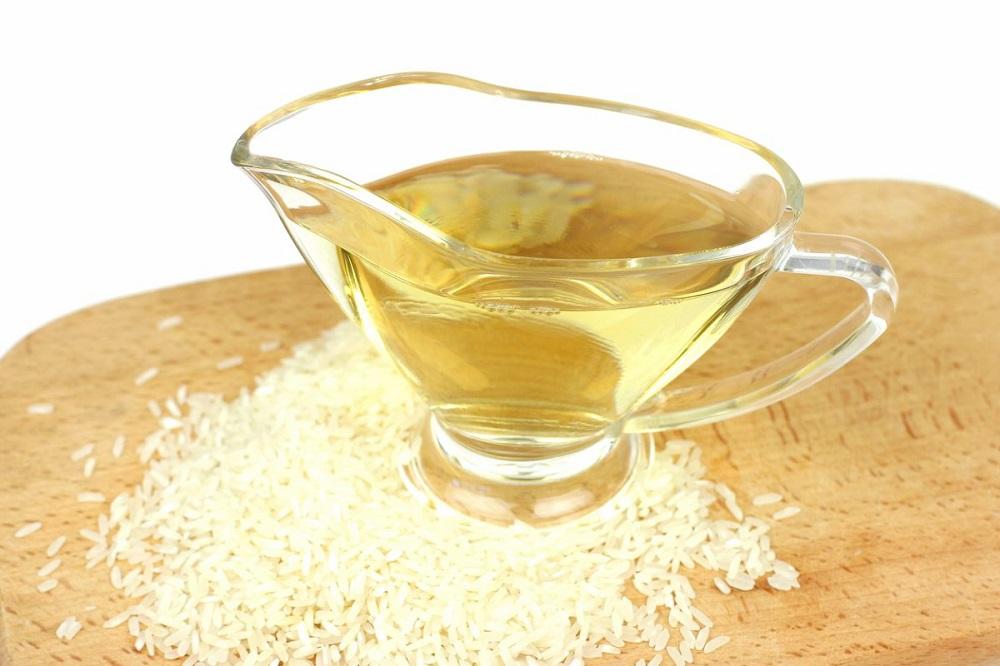 vinagre de arroz
