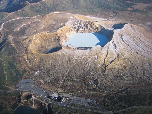 Monte Kusatsu Shirane