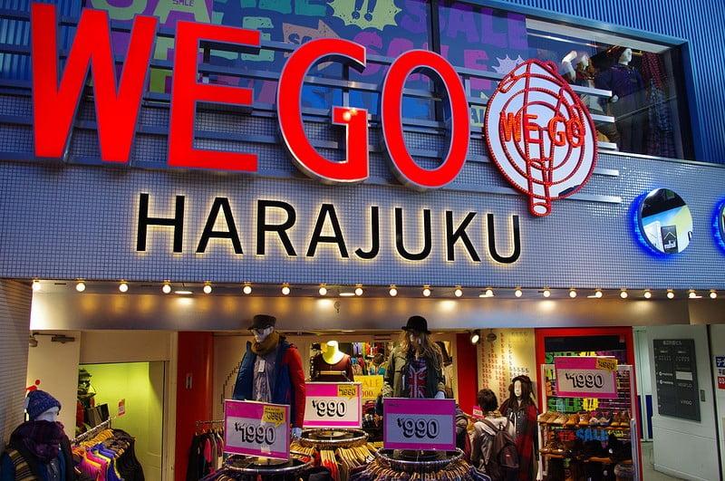 Wego Japão