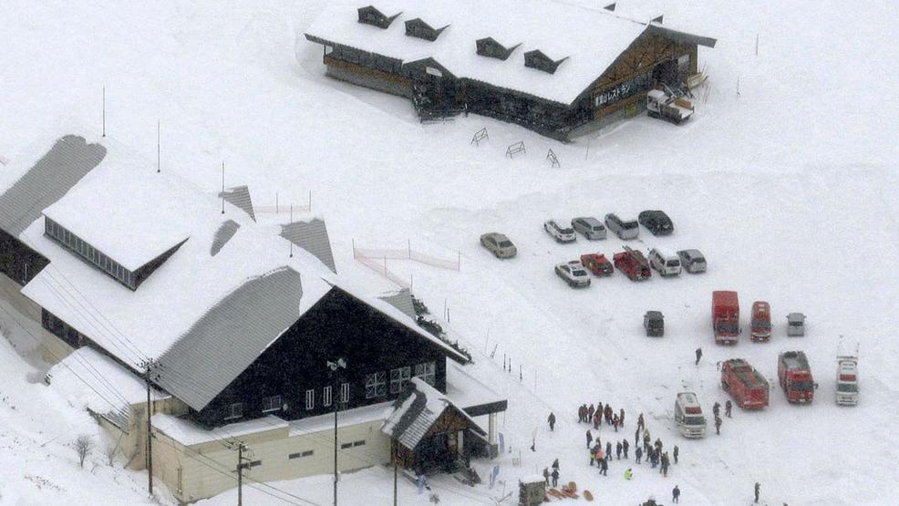 Estação de ski - Kusatsu