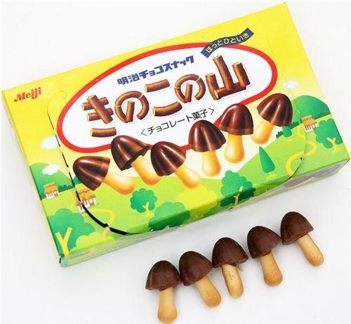 Meiji Mushrooms Japão