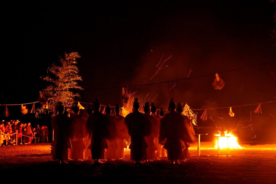 Festival Izumo Taisha