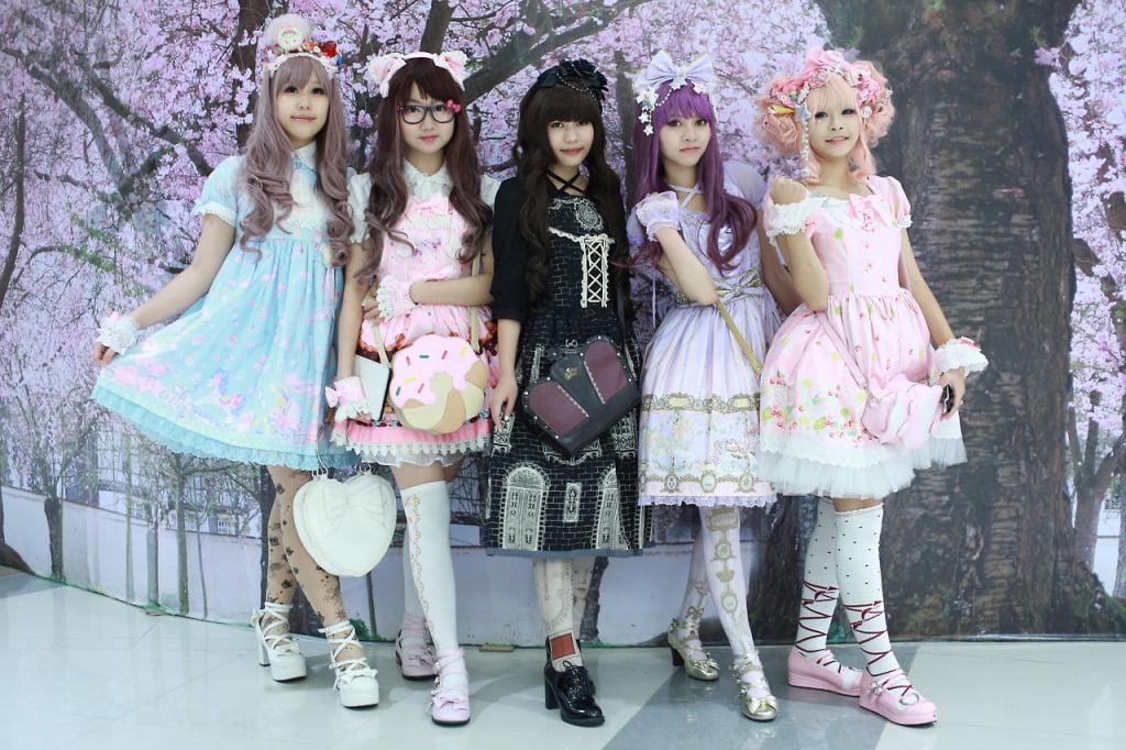 Lolita Japão