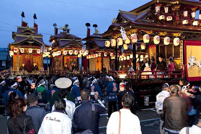 Festival Hikiyama