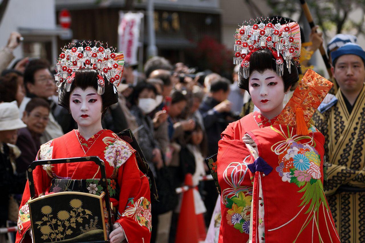 Ichiyo Sakura Festival