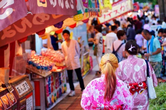 Festival Himeji Yukata