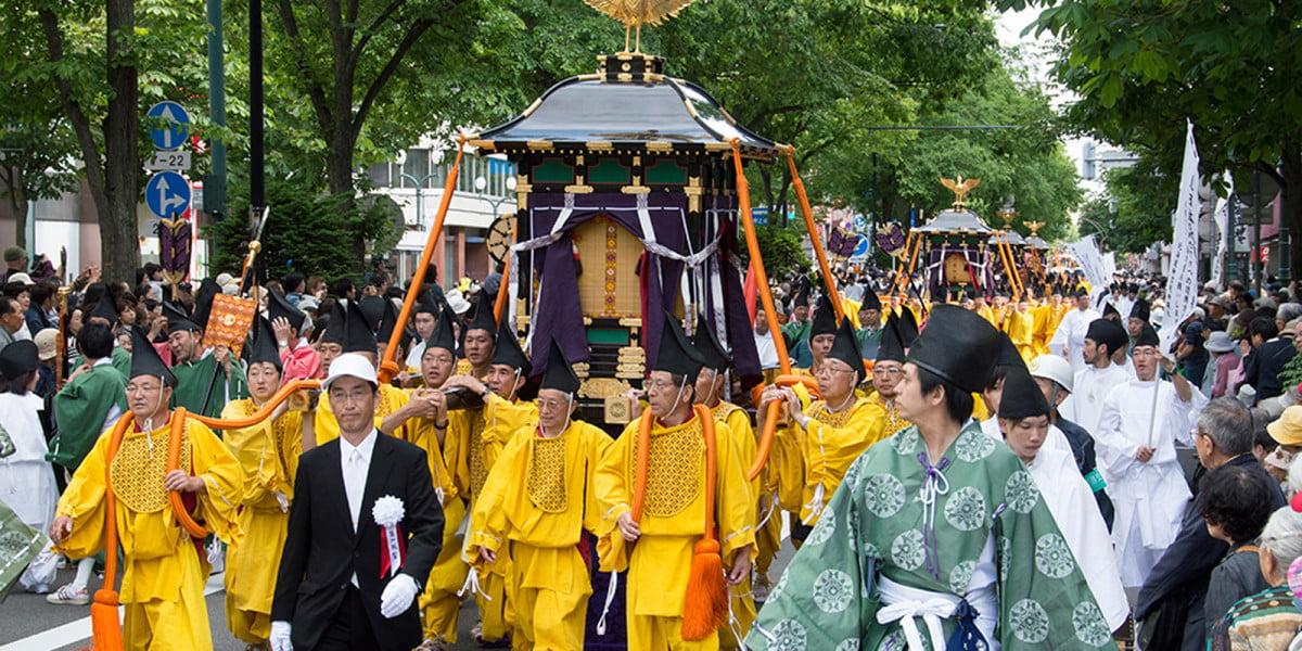 Festival Hokkaido Japão