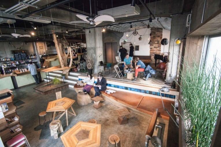 Lounge Nui Japão