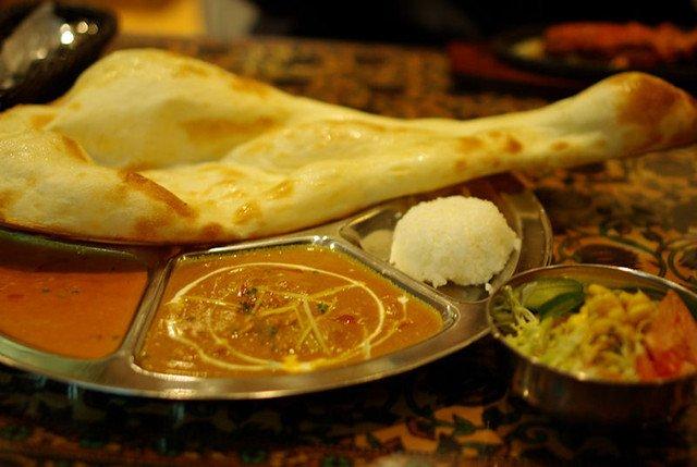 restaurante indiano Sital no Japão