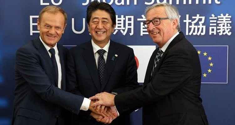 Acordo Japão e UE