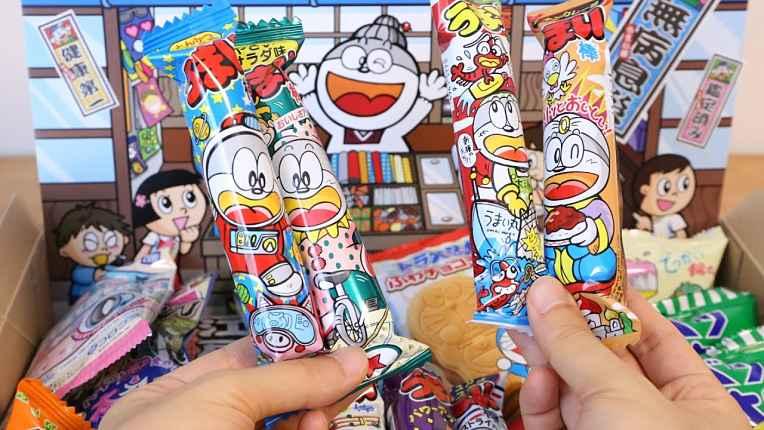 Snacks Japão