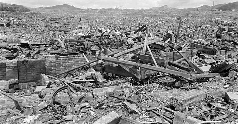 Nagasaki Japão 1945