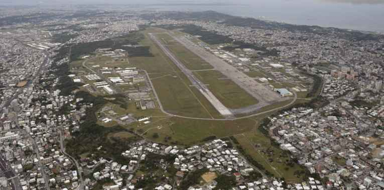 Okinawa - base estados unidos