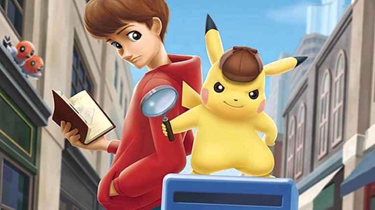 jogo detetive Pikachu