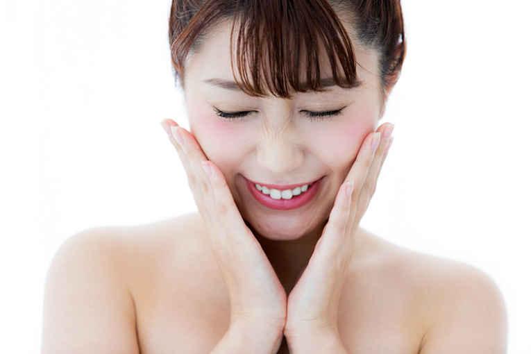 Padrão de beleza japonês - pele