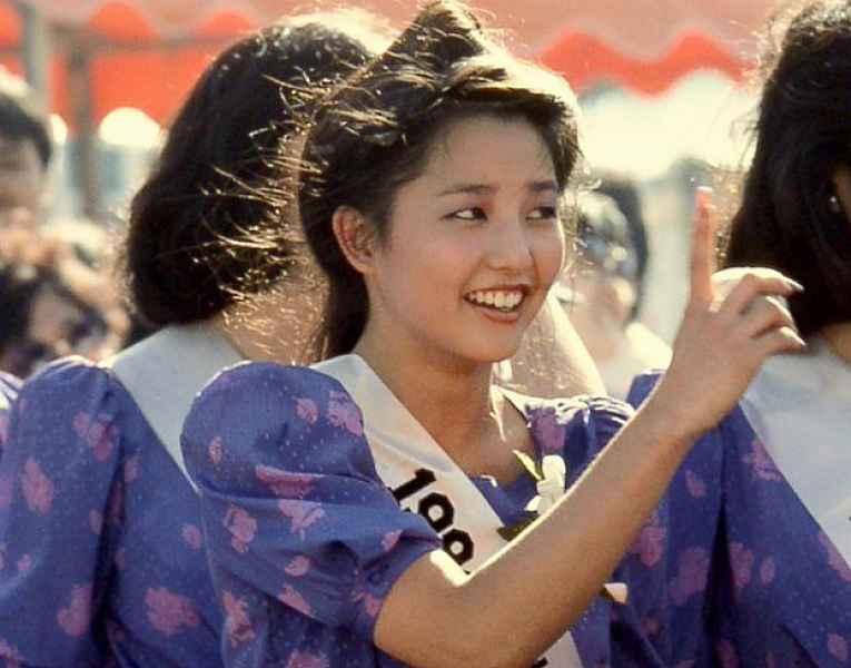 concurso de beleza Nikkei