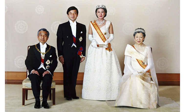casamento Masako e Naruhito